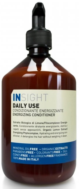 Insight Daily use přírodní kondicioner pro časté mytí vlasů 500 ml