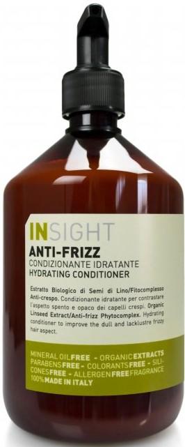 Insight Anti-frizz přírodní kondicionér pro vlnité vlasy 500 ml