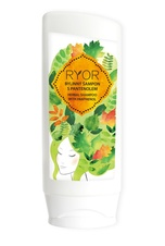 RYOR Herbal shampoo with panthenol 200 ml