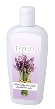 RYOR body lotion with lavender 300 ml