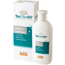 Dr. Müller Skin tonic with tee tree oil 150 ml