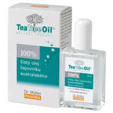 Dr. Müller Tea Tree Oil 100 % čistý 10 ml
