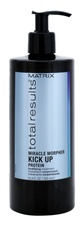 Matrix Total Results Miracle Kick Up kůra 500 ml