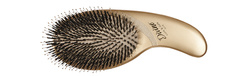 Olivia Garden brush hair with boar and nylon bristles finished with a ball