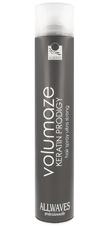 Allwaves Volumaze Keratín Prodigy Hair Spray Ultra Strong 750 ml