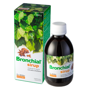 Dr. Müller Bronchial® sirup