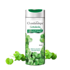 Chandanalepa Gotukola anti-dandruff shampoo 80 ml
