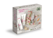 Biolage Christmas package ColorLast for colored hair 250 ml + 150 ml + 200 ml