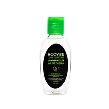 BODYBE Cleansing gel for hands with aloe vera with the disinfecting effect of alcohol 50ml