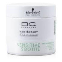 Schwarzkopf Sensitive Soothe Mild Treatment mask oplachující kúra 200 ml