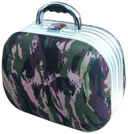 Hairway kadeřnický kufr Military