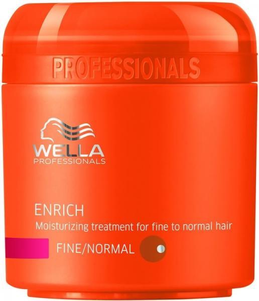 Wella Enrich Hydratační Maska 150 ml Jemné - normální vlasy 59e8a9d81db