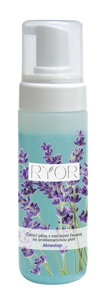 RYOR Cleansing foam with seaweed for problematic skin 150 ml