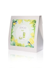RYOR Relax gift box 200 ml + 325 ml + towel