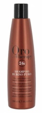 Fanola Oro Therapy shampoo for colored hair pure ruby ​​300 ml