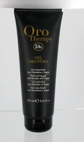 Fanola Oro Puro gel extra strong 250ml