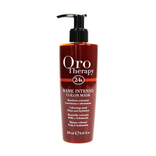Fanola Oro Therapy colored copper mask Rame intenso to revive the color 250ml