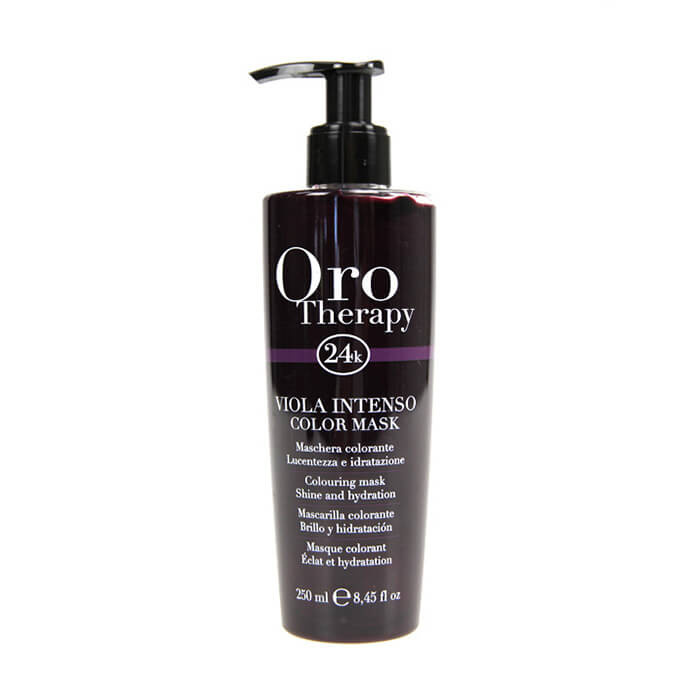 Oro Therapy barevná maska 250ml Violeto Intenso