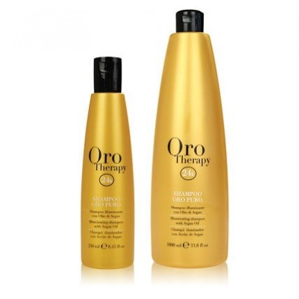 Fanola Oro Therapy shampoo for radiant hair