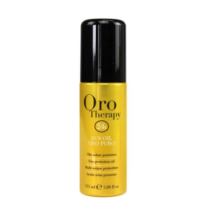 Fanola Oro Puro ochranný solární olej 115ml