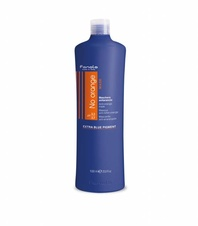 Fanola No Orange hair mask to neutralize red and copper reflections