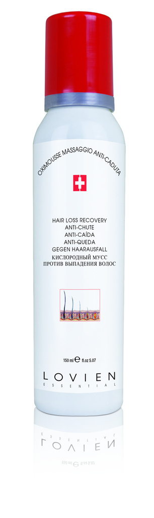 Lovien Oxi Mousse Hair Loss Recovery 150 ml