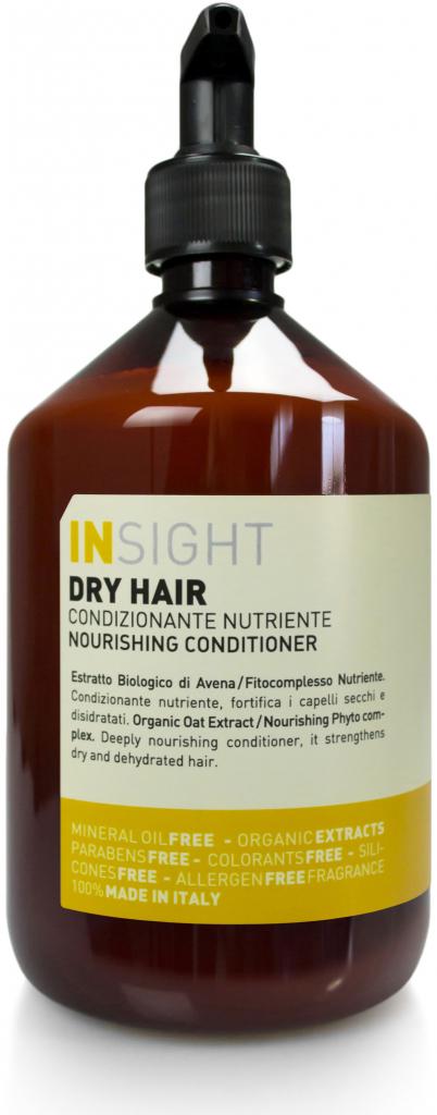 Insight Dry hair přírodní kondicionér pro suché vlasy 500 ml