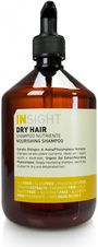INSIGHT Dry hair natural shampoo for dry hair 400 ml