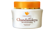 Chandanalepa turmeric face cream 40 g